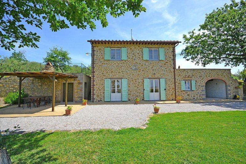 Villa Il Palazzone, vacation rental in Montalla