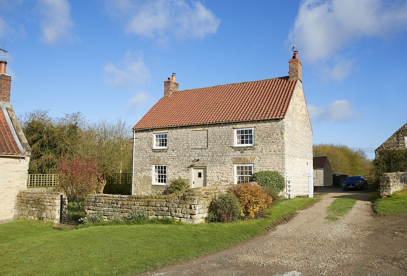 Lime Kiln Farmhouse, location de vacances à Coneysthorpe