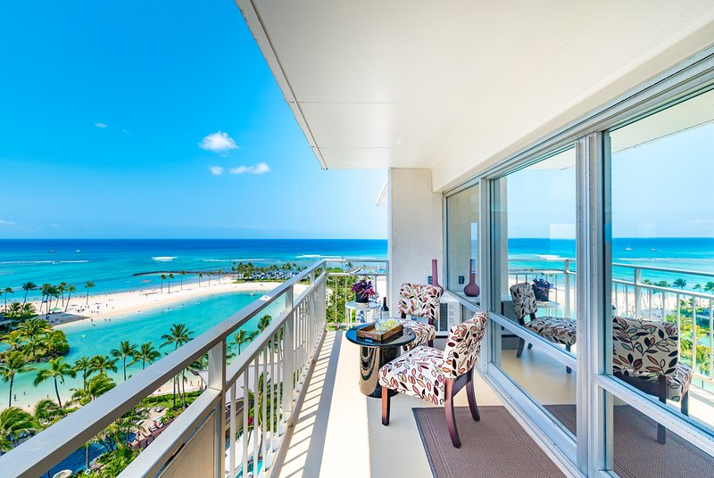 Beachfront Location and Ocean Views!