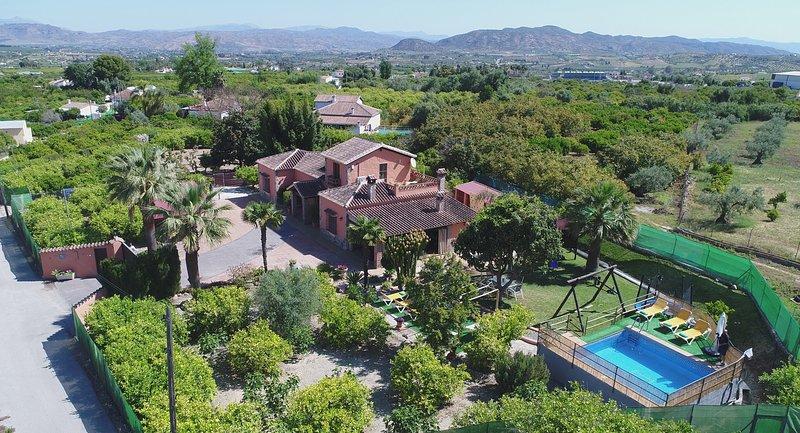 Cubo's Villa Family, aluguéis de temporada em Alhaurin el Grande