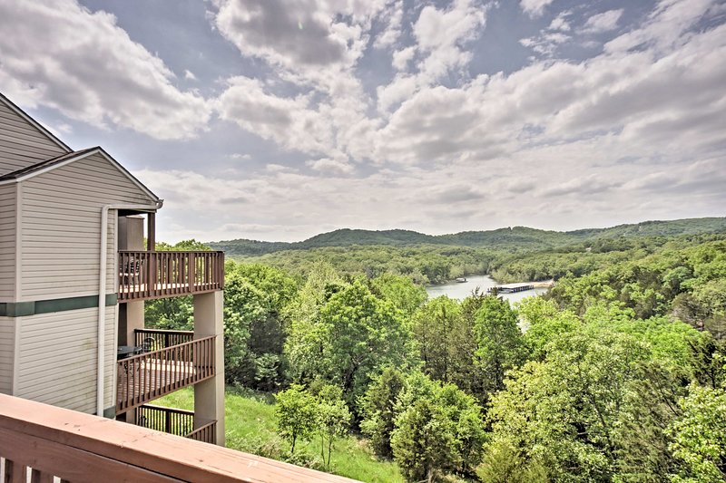 Escape the ordinary with a stay at this top-level Branson vacation rental condo!