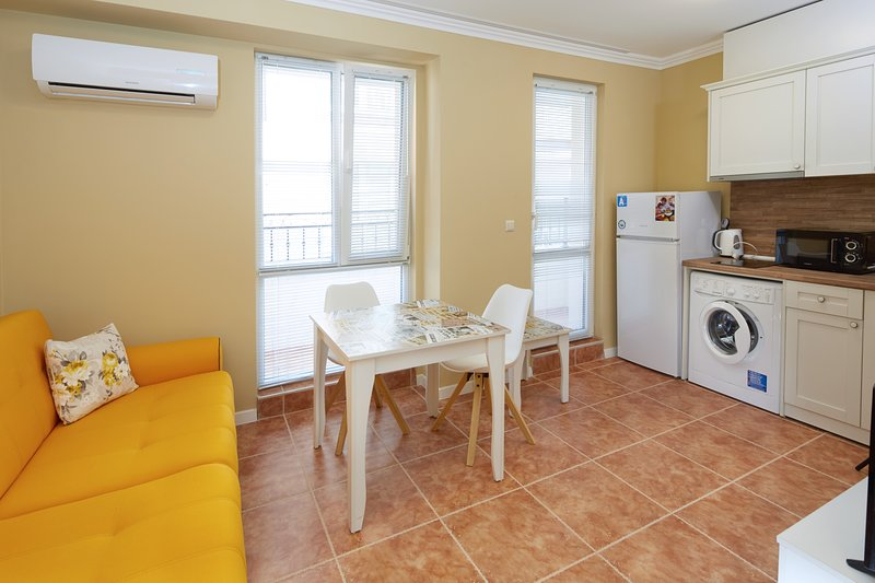 Spacious studio, vacation rental in Nessebar