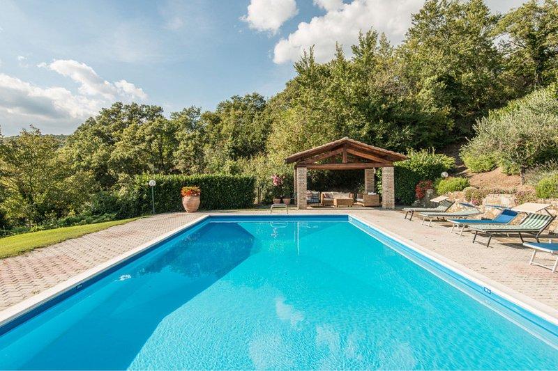 Corgna Villa Sleeps 6 with Pool - 5627258, vacation rental in Lisciano Niccone