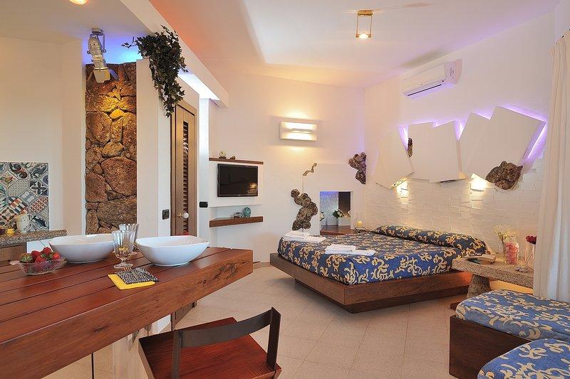 CREATIVE DESIGN – L'Ea di Lavru Residence - Apt 9, vacation rental in Porto Rafael