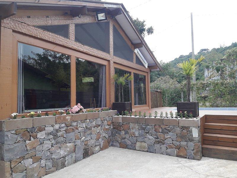 Casa De Pedra, casa vacanza a Stato di Rio Grande do Sul