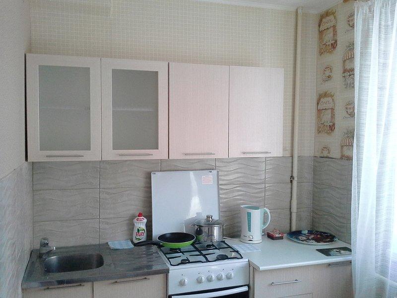 Apartment Krasnogorsk Crocus EXPO, holiday rental in Krasnogorsk
