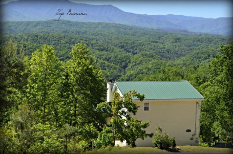 A Gorgeous View from the Top Banana, vacation rental in Pigeon Forge