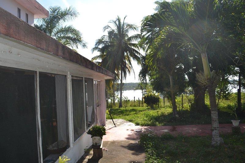 bacalar eco rancho, holiday rental in Bacalar