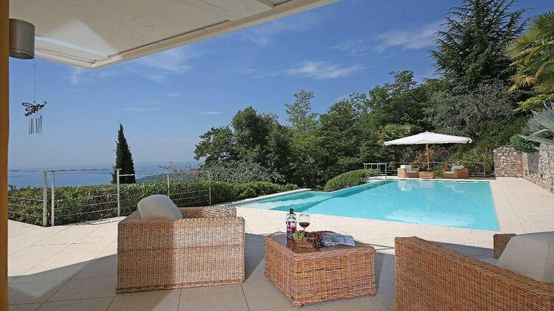Villa Chiara, holiday rental in Lake Garda