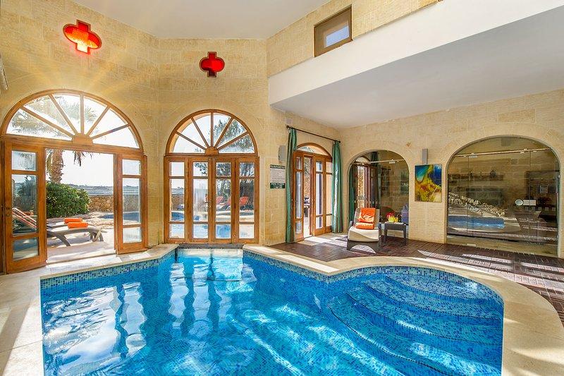 The Hamlet 3 Holiday Home, holiday rental in Munxar
