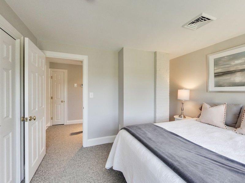 Segundo dormitorio de la reina en el segundo nivel del carruaje