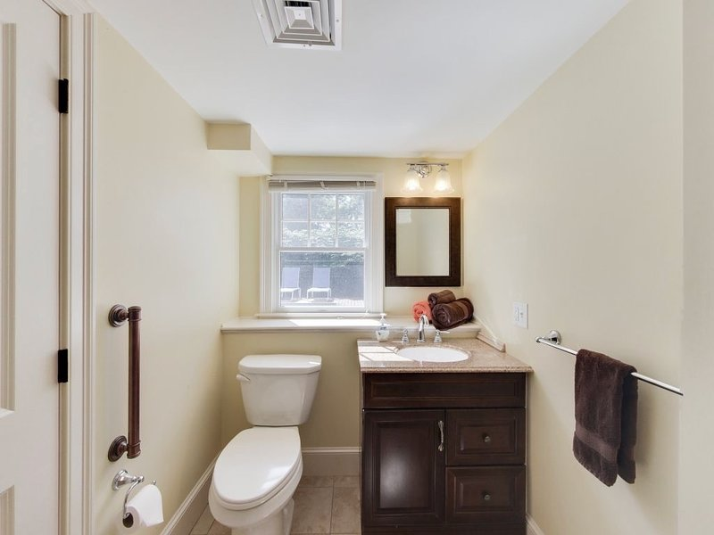Apartamento baño