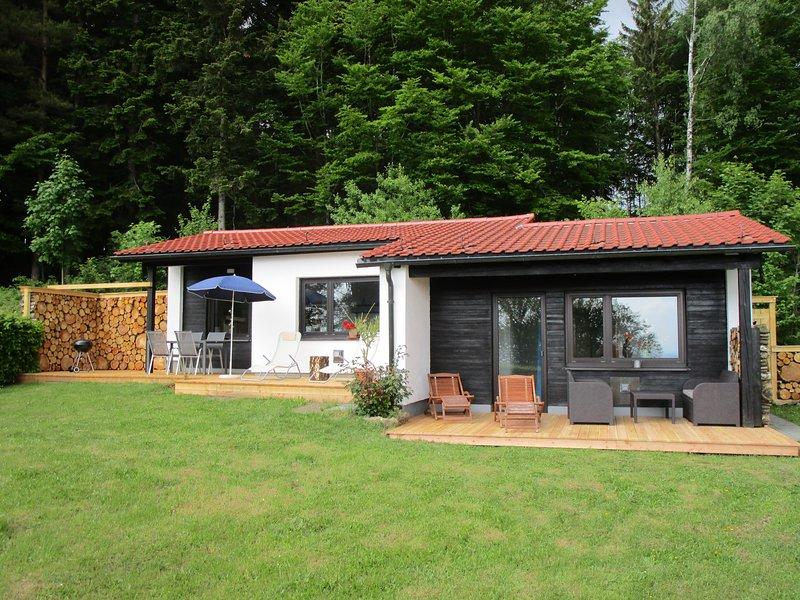Ferienhaus Waldidyll, holiday rental in Eging am See