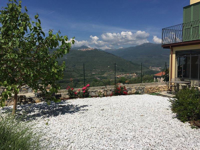 Casa vacanze Ficofiore - Martino, holiday rental in Pontedassio