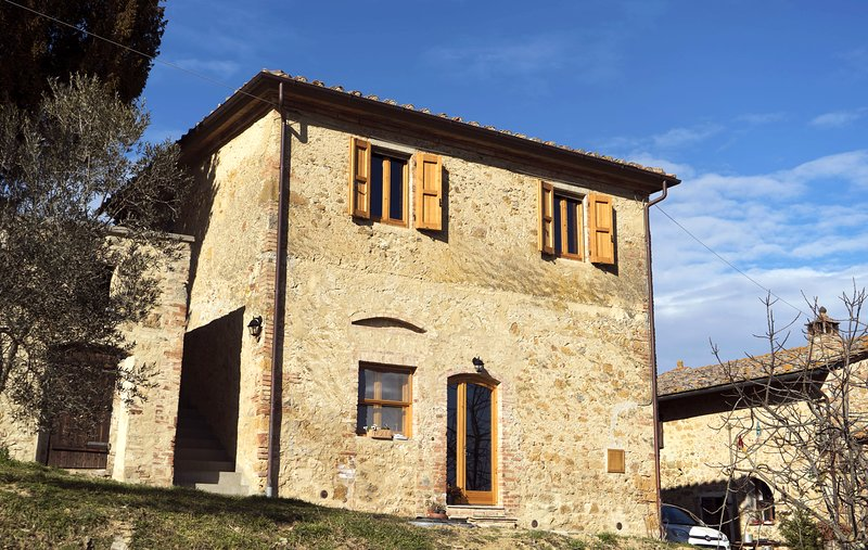 Casa Ollie,Stanza Antica, holiday rental in San Gimignano