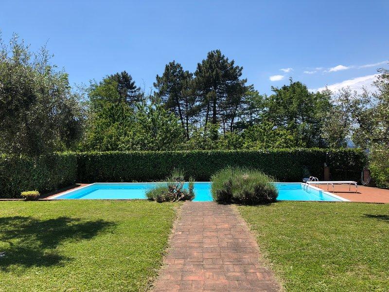 Villa San Giusto - Swimming Pool