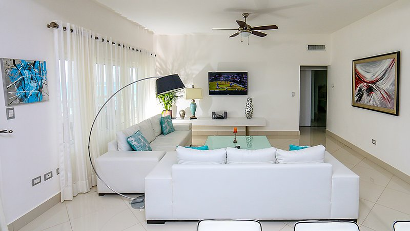 Cabareef, Kite-beach 2 Bedrooms - Beachfront condos, vacation rental in Cabarete