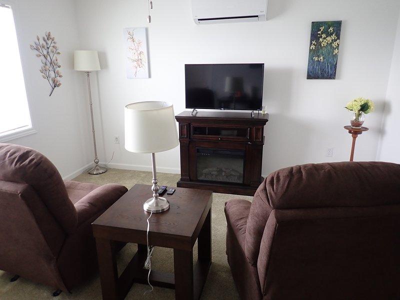 Suite 202 Sala de estar