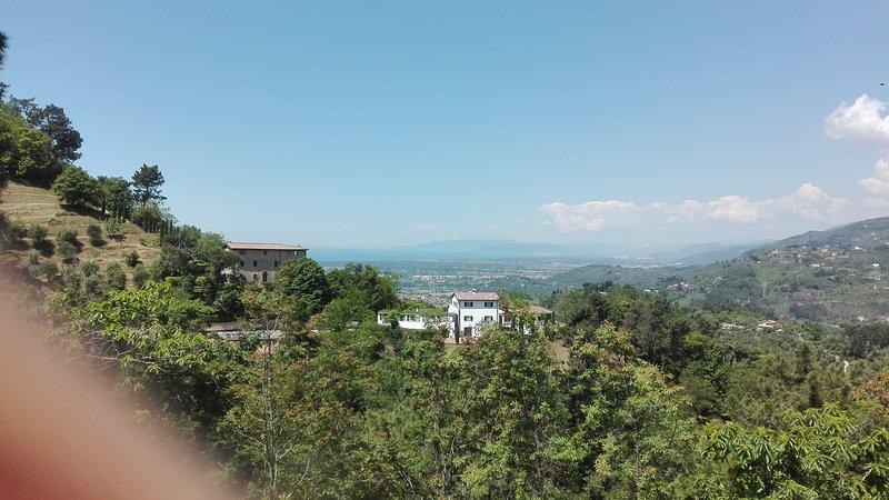 Casa da poco ristrutturata, holiday rental in Pedona