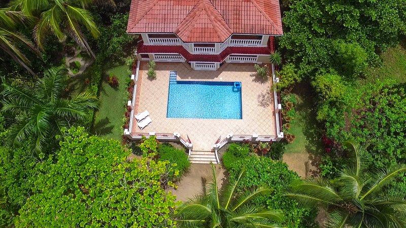 Bienvenue sur la plage la plus exquise côté Villa dans tout le Panama du Nord!
