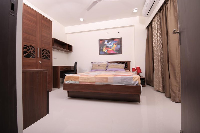 The Urbanite- Luxurious 1 BHK Apartments equipped with various amenities, holiday rental in Jaipur District