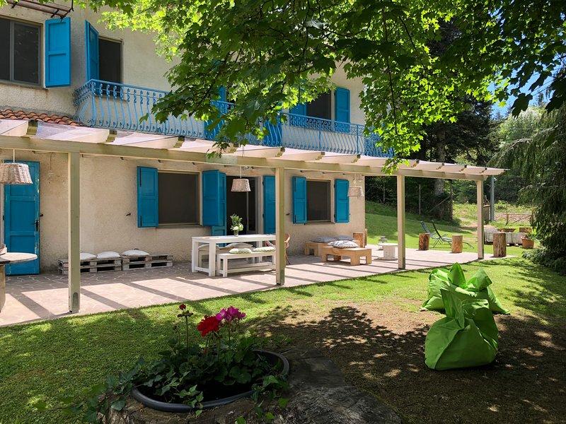 La casa vacanza nel bosco, holiday rental in Villa Basilica