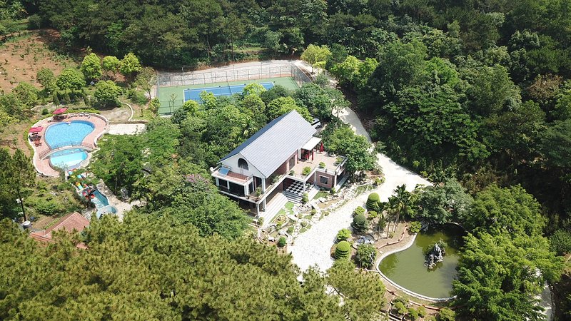 Green Pipe Resort, holiday rental in Hanoi