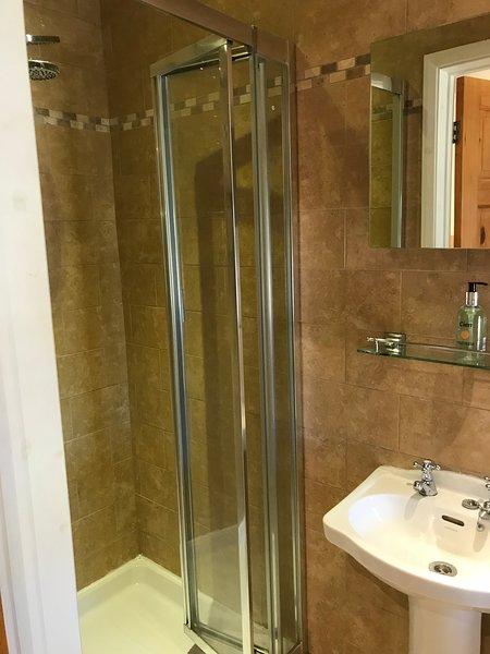 Duche / WC privativa