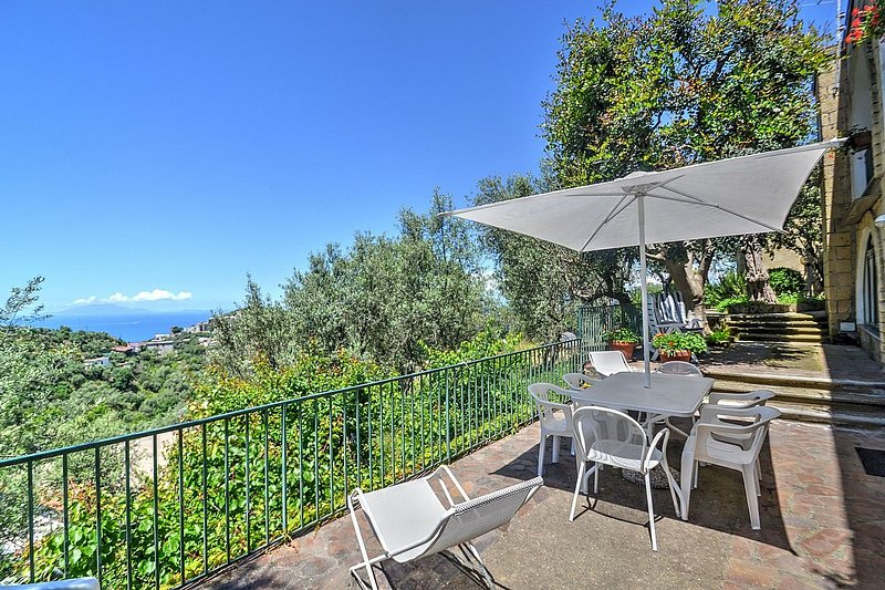 Villa Franca, vacation rental in Schiazzano
