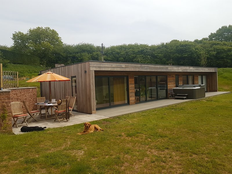 West Pitt Lakes & Lodges Beech Lodge, holiday rental in Uffculme
