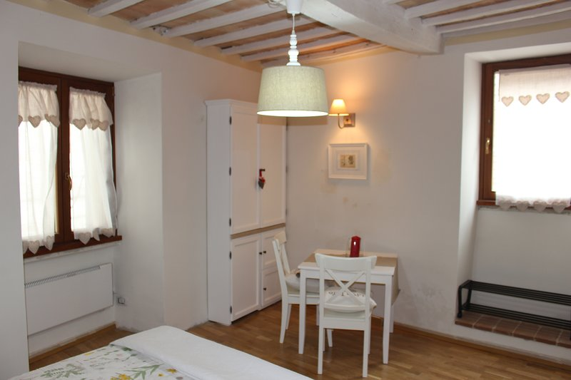 Romantic Suite, holiday rental in Scheggia