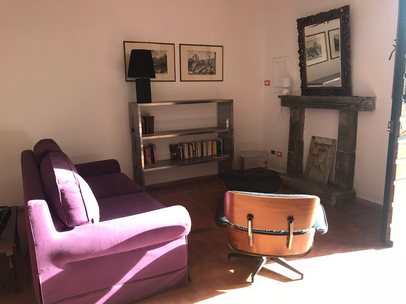 SUITE IL CAMINO, vacation rental in Tuscania