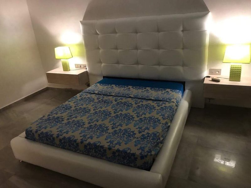 It is 130 square meters flat. Located on the 5 th floor in a high standing, mo, vacation rental in Ait Melloul