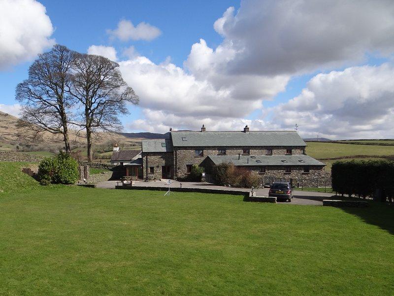 Wallers Barn Kendal Cumbria, location de vacances à Kendal