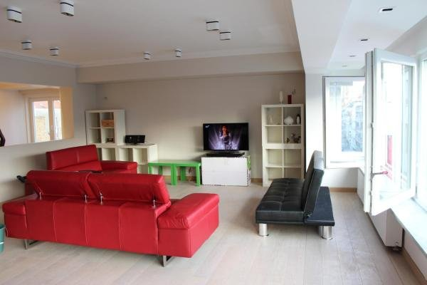 Superior Apartment at the Sea & the beach, the old Port and the Shopping district of Ostende