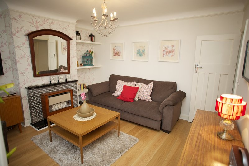 Beautiful garden apartment, casa vacanza a Colindale