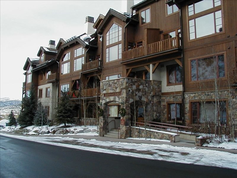 Location and Luxury!  Just 100 yards from ski lift.