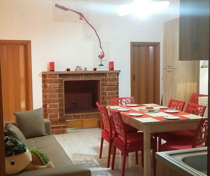 "Kitchen / Living Room ""Corallo"""