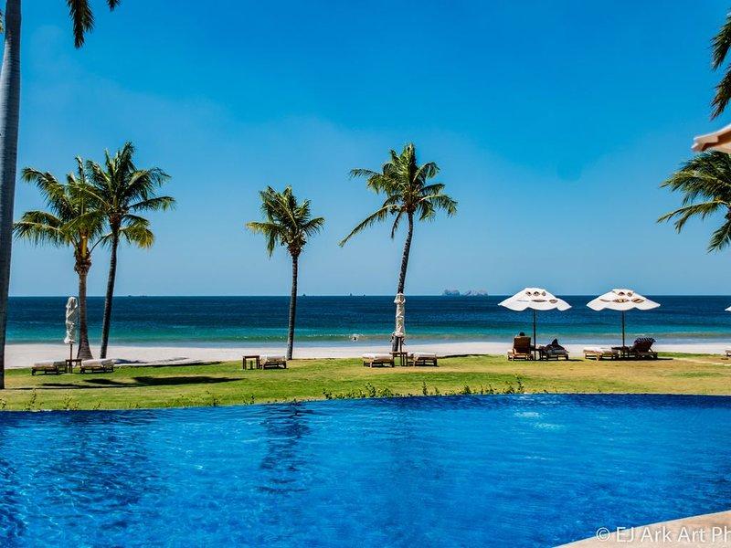Observe como incrivelmente tranquilo e privado, esta praia é. Este será o melhor férias de sempre!