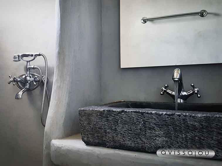 avissalou apartments: Fylira, holiday rental in Triantaros