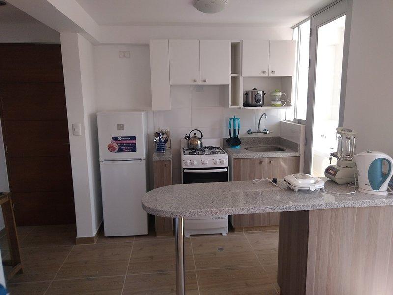 Departamento Dúplex 5 cuadras Plaza de Armas, vacation rental in Arequipa