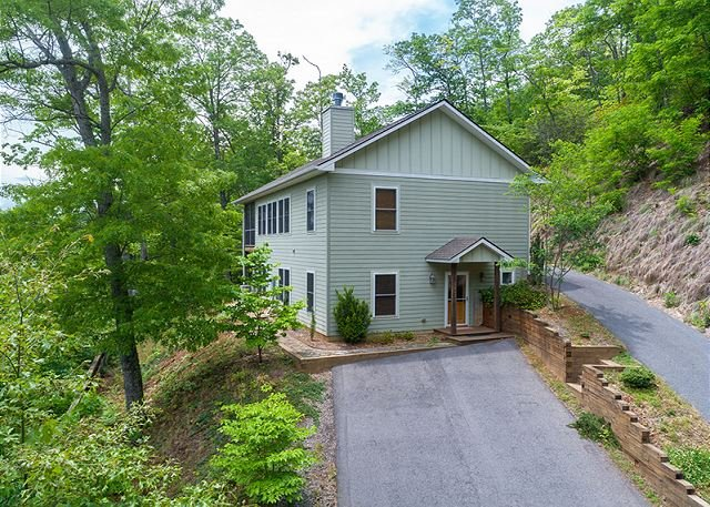 Massey Cottage, holiday rental in Montreat