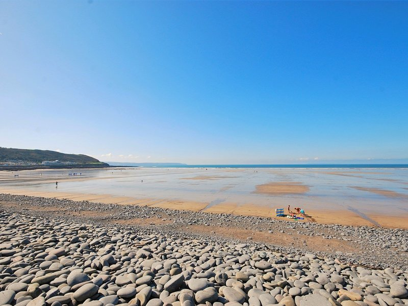 Westward Ho! 2 miles of golden sandy beach great for surfing