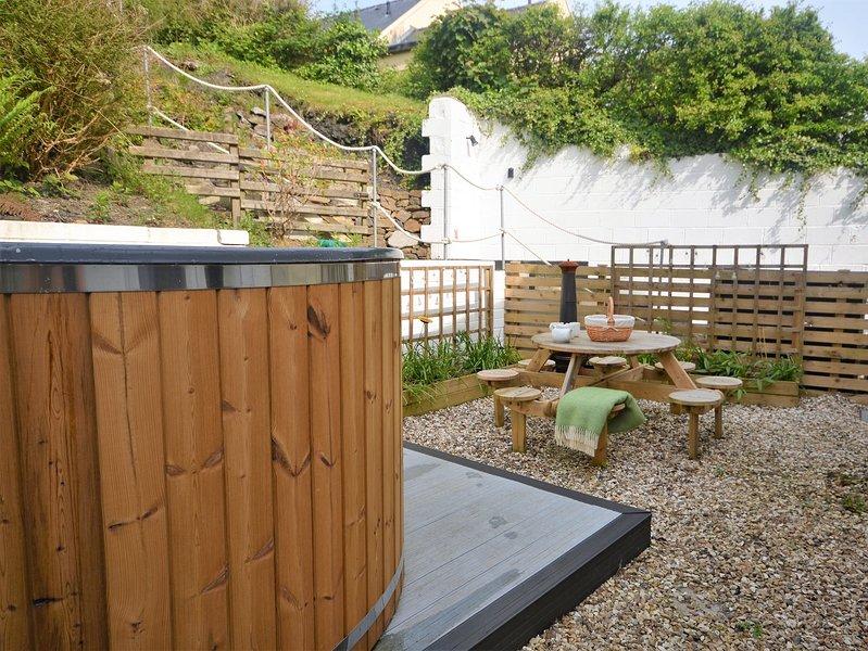 Un espacio al aire libre ideal para disfrutar de todo el año