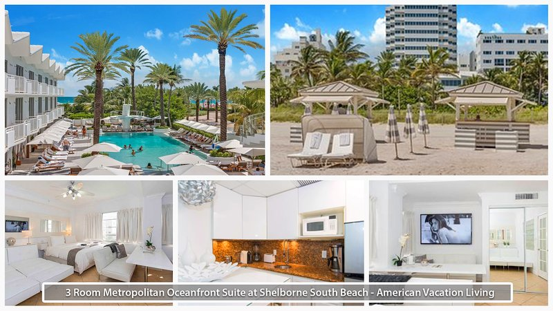Astonishing 3 Room Metropolitan Oceanfront Suite At Shelborne Updated Download Free Architecture Designs Intelgarnamadebymaigaardcom