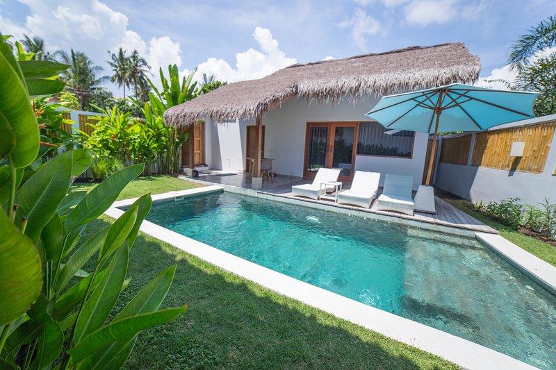 Villa Saia Gili Air Lombok Has Internet Access And Private