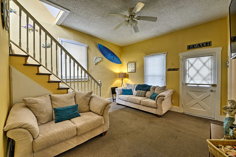 This Wildwood vacation rental house can be yours on your next New Jersey escape.