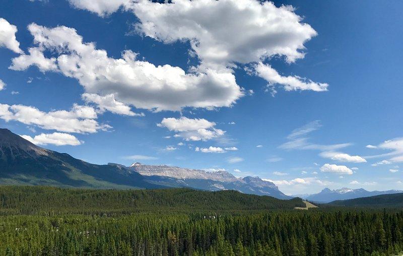 Disfrutar de todas las Montañas Rocosas de Canadá tiene que ofrecer