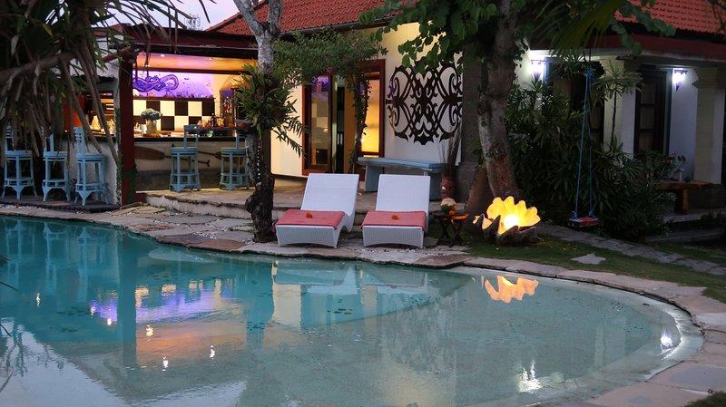 Villa Shantitara Family Bungalow, holiday rental in Sanur