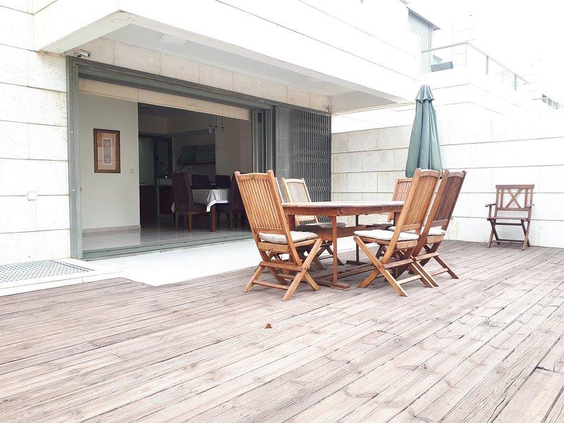 Marina Cottage Apartment – semesterbostad i Ashdod
